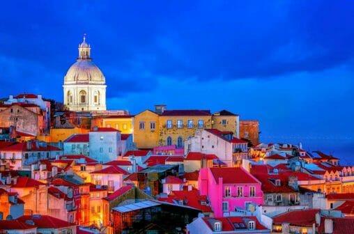 Lennud Lissaboni